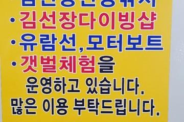 김선장좌대의 요모조묘